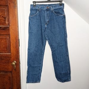VINTAGE Rustler High Rise Cotton Mom Jeans